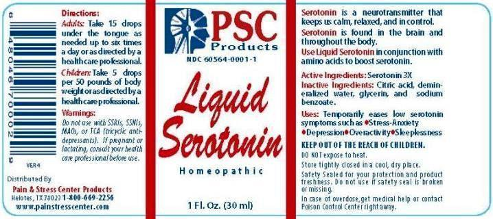 Liquid Serotonin