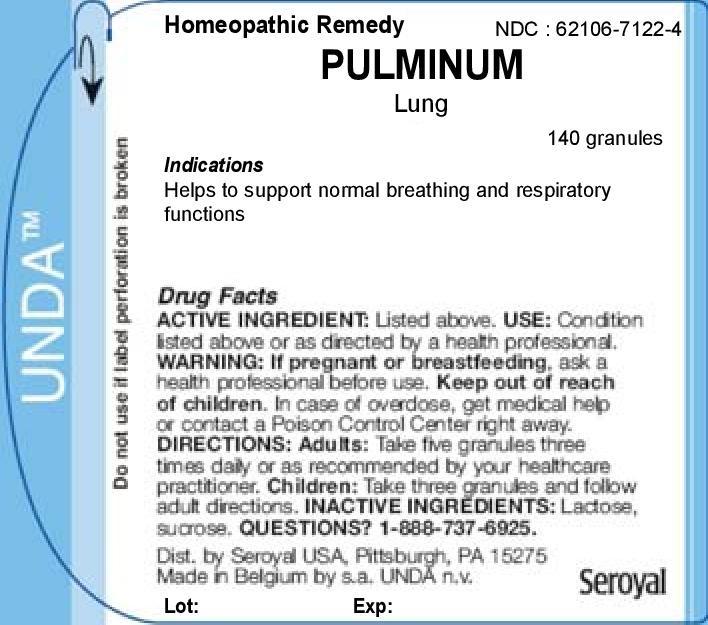 Pulminum   Lung Granule Breastfeeding
