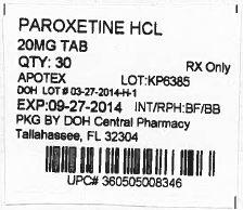 Paroxetine   State Of Florida Doh Central Pharmacy Breastfeeding