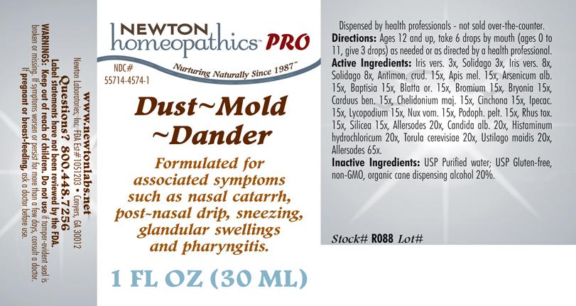 Dust - Mold - Dander 59 Ml Breastfeeding