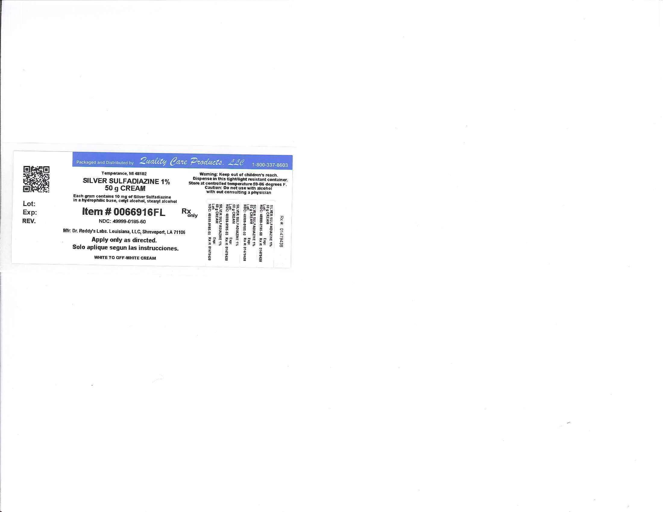 Silver Sulfadiazine 10 G In 1000 G Breastfeeding