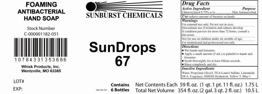 Sundrops 67 | Chloroxylenol Soap Breastfeeding