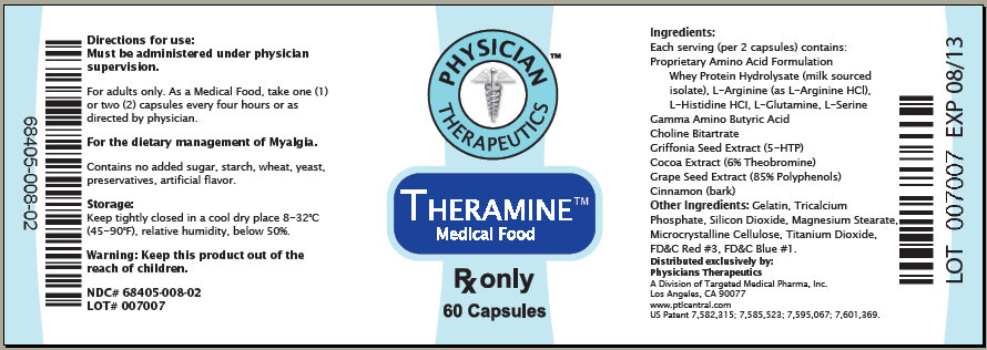 Therabenzaprine-60 | Cyclobenzaprine Hydrochloride, .gamma.-aminobutyric Acid Kit Breastfeeding