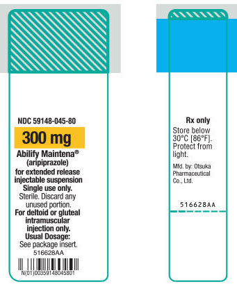 PRINCIPAL DISPLAY PANEL - 300 mg Syringe Label