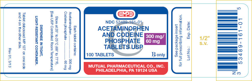 PRINCIPAL DISPLAY PANEL - 300 mg/60 mg Bottle Label
