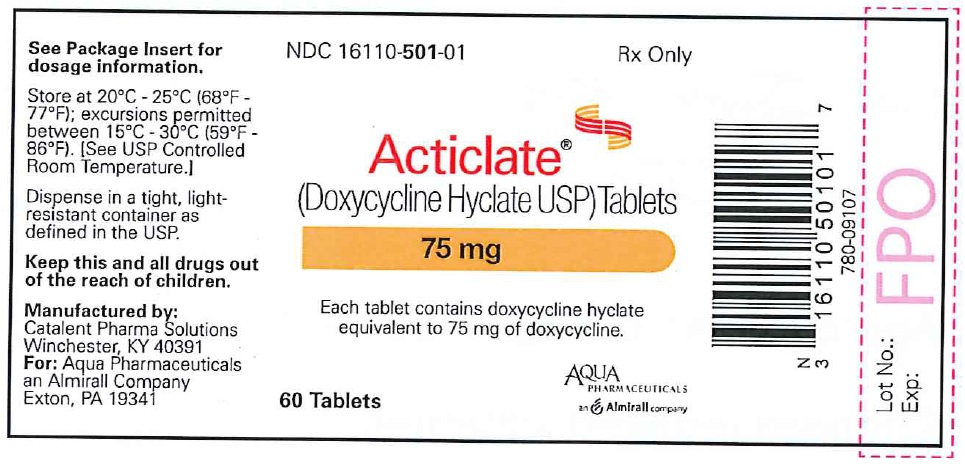75 mg Tablet 60-count Bottle Label