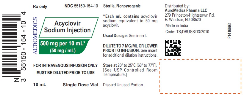 PACKAGE LABEL-PRINCIPAL DISPLAY PANEL - 500 mg/10 mL Container Label