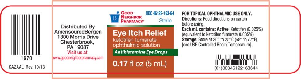 Eye Itch Relief | Amerisource Bergen while Breastfeeding