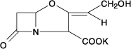 clavulanate-chemical-structure
