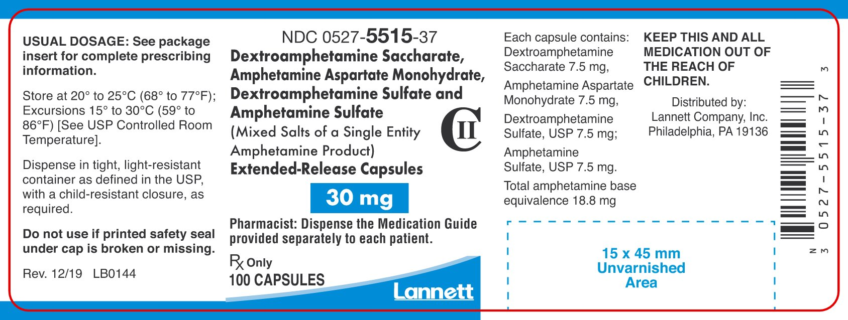 amphetamine-er-container-label-30mg-100ct