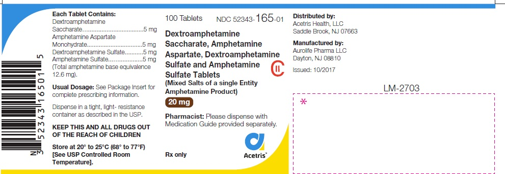 amphetaminemixed20mg100ct
