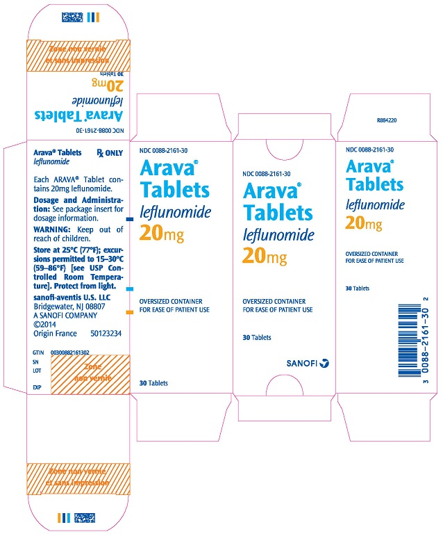 PRINCIPAL DISPLAY PANEL - 20 mg Carton