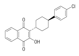 atovaquone molecular chemical structure.jpg