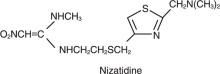 Axid   Nizatidine Solution and breastfeeding