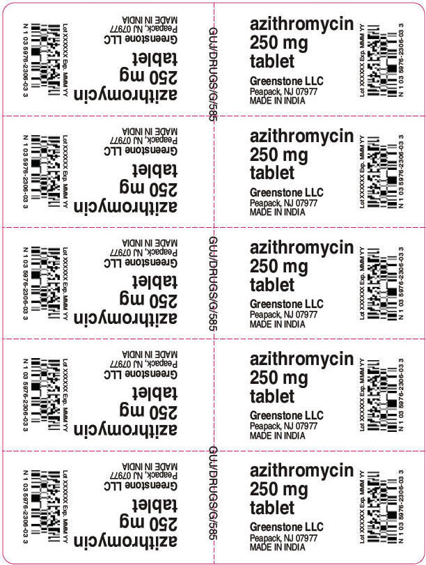 PRINCIPAL DISPLAY PANEL - 250 mg - Unit Dose Blister Pack