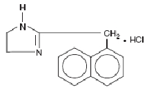 Naphazoline Hydrochloride 1 Mg In 1 Ml and breastfeeding