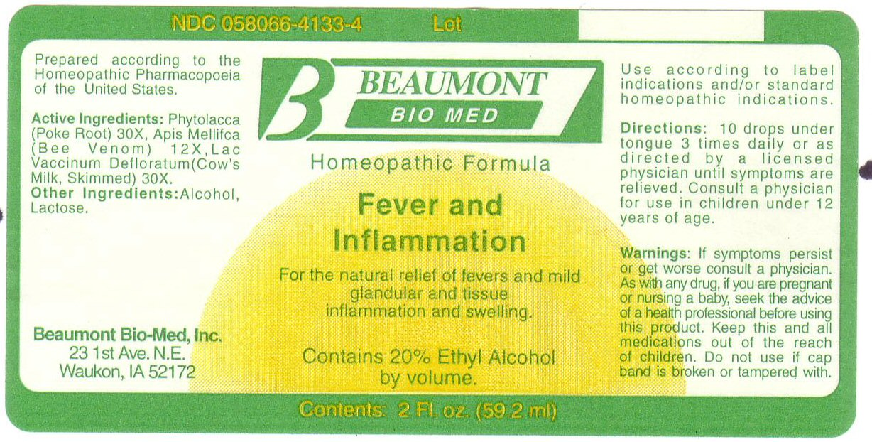 Fever And Inflamation   Phytolacca Americana Root Liquid Breastfeeding