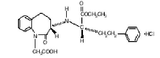 Benazepril Hydrochloride And Hydrochlorothiazide Tablet and breastfeeding