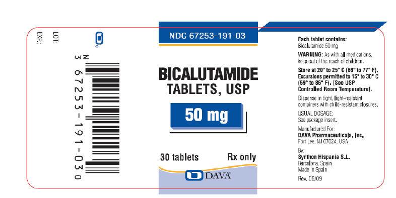 PRINCIPAL DISPLAY PANEL - 50 mg 30 Tablets