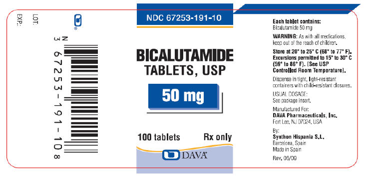 PRINCIPAL DISPLAY PANEL - 50 mg 100 Tablets