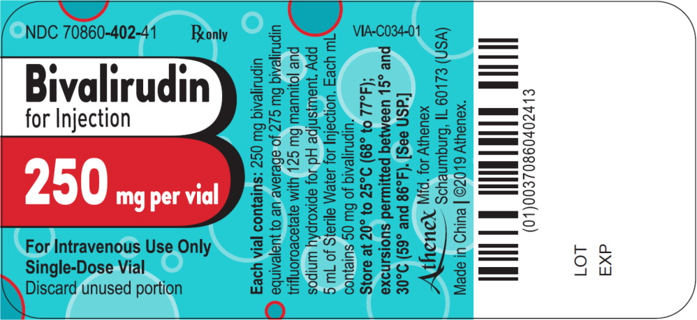 PACKAGE LABEL - PRINCIPAL DISPLAY PANEL - VIAL LABEL