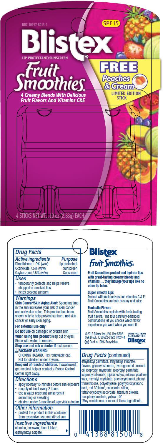 Fruit Smoothies   Blistex Inc. while Breastfeeding