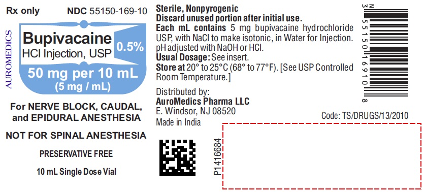 PACKAGE LABEL-PRINCIPAL DISPLAY PANEL - 0.5% 50 mg/10 mL (5 mg/mL) - 10 mL Container Label