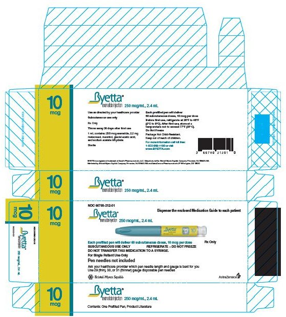 2.4 mL Cartridge Carton