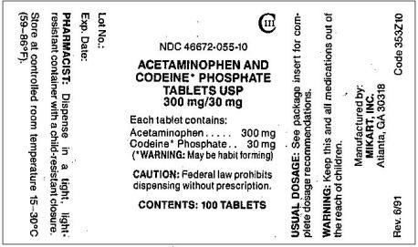 Acetaminophen And Codeine Phosphate Acetaminophen 10 Mg, Codeine Phosphate 10 Mg safe for breastfeeding