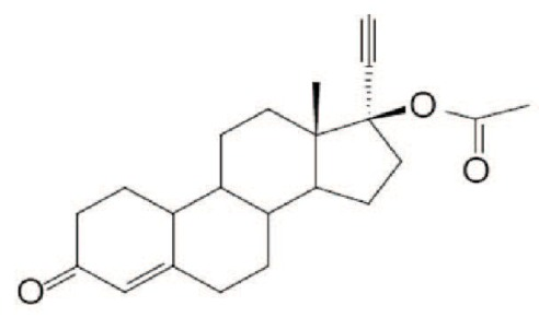 Northindrone acetate