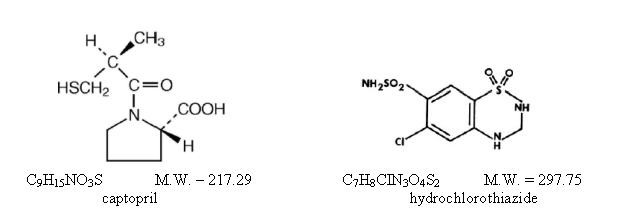 Captopril And Hydrochlorothiazide Tablet Breastfeeding
