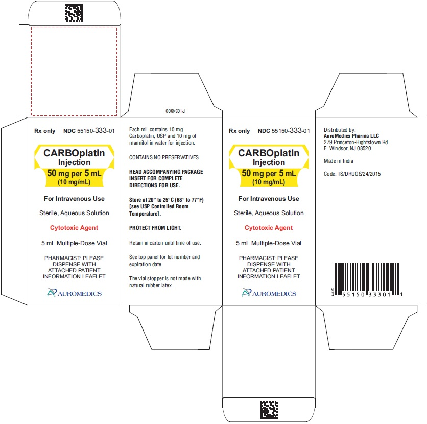 PACKAGE LABEL-PRINCIPAL DISPLAY PANEL-50 mg per 5 mL (10 mg/mL) - Container-Carton (1 Vial)