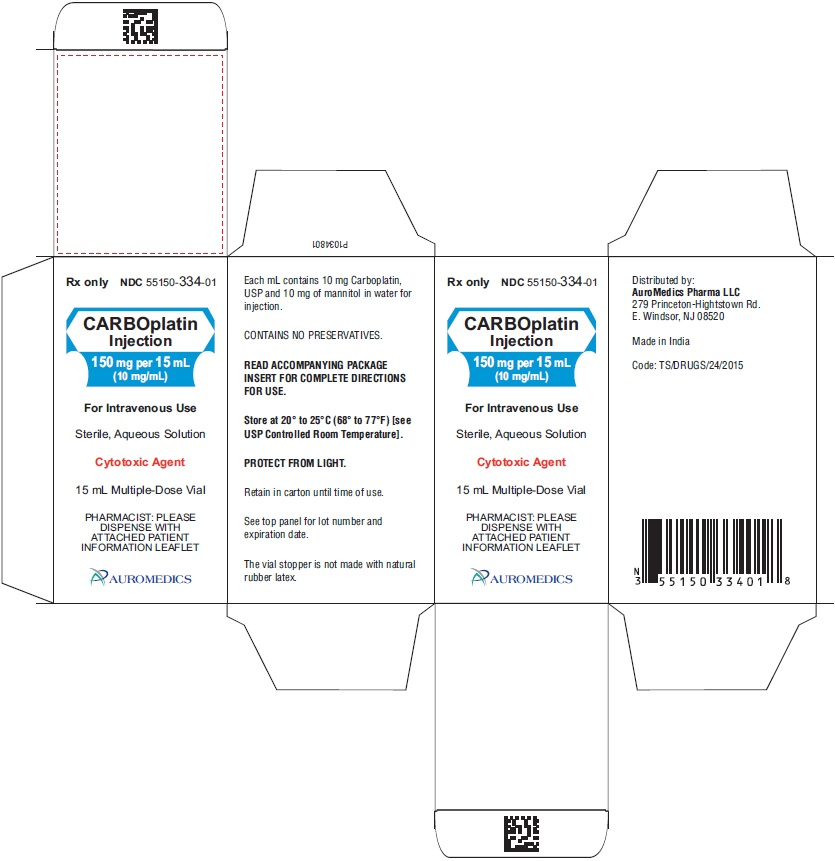PACKAGE LABEL-PRINCIPAL DISPLAY PANEL-150 mg per 15 mL (10 mg/mL) - Container-Carton (1 Vial)