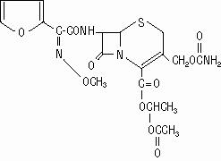 Cefuroxime Axetil Cefuroxime 0.48 Ml and breastfeeding