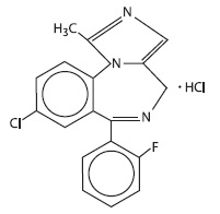 Midazolam Hydrochloride | Atlantic Biologicals Corp. and breastfeeding