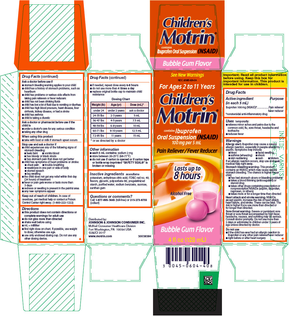 Motrin Dosage Chart Adults