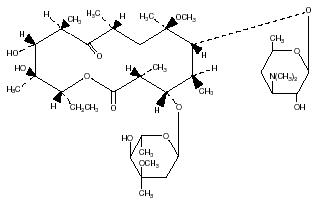 Clarithromycin Clarithromycin 0.1 G and breastfeeding