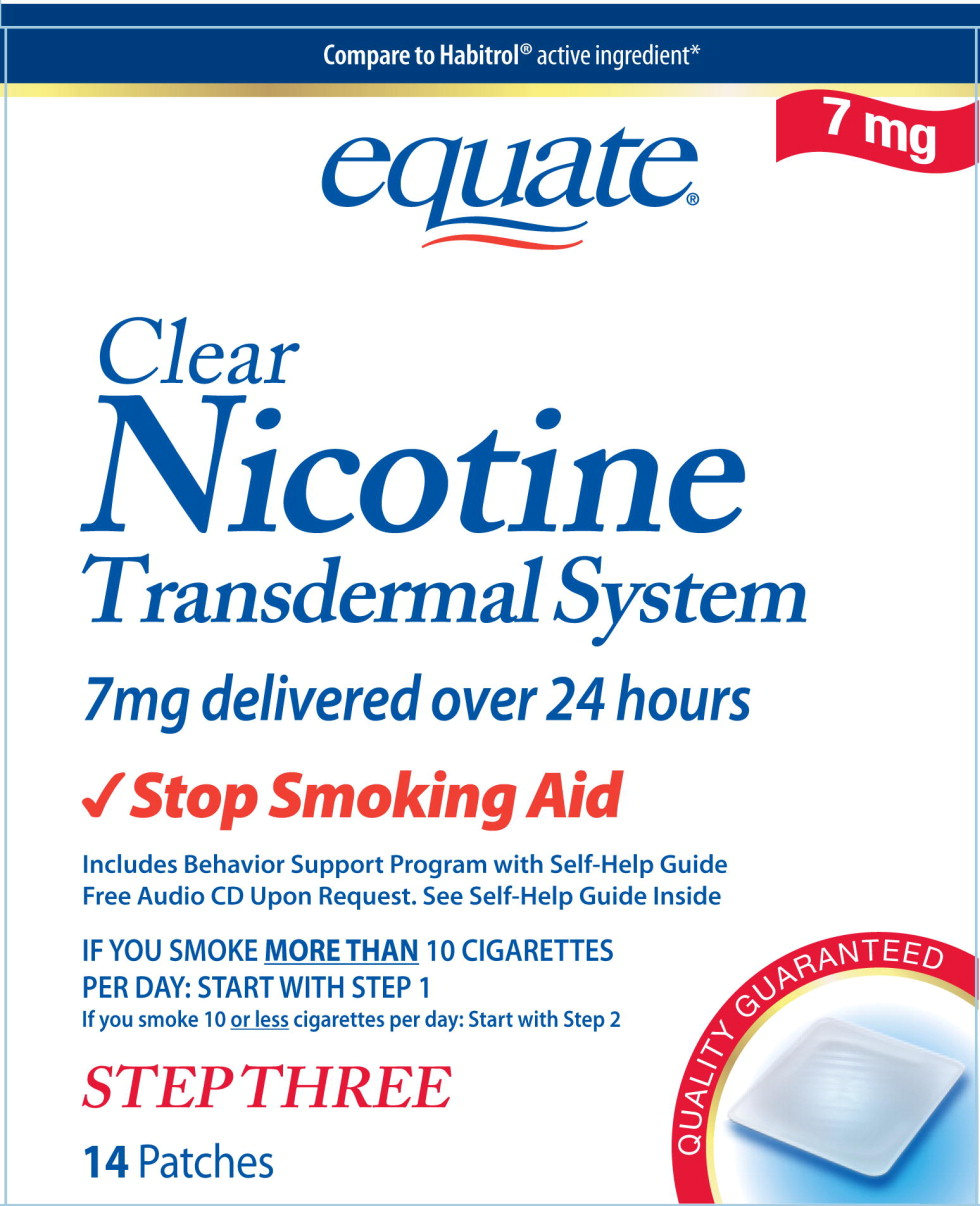 Nicotine | Wal-mart Stores, Inc. (equate) while Breastfeeding