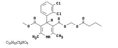 Clevidipine Structure and Formula