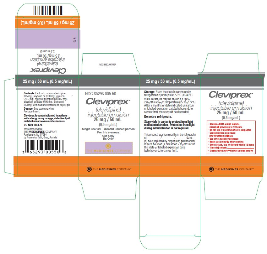 Package Label - Principal Display Panel - 25mg/50mL Inner Carton