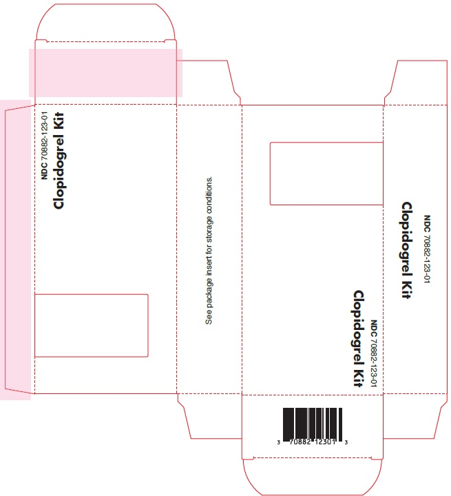Clopidogrel Kit Kit while Breastfeeding