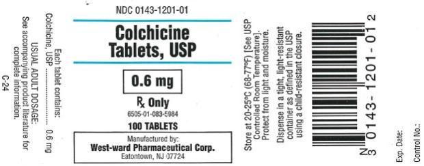 Is Colchicine 0.6 Mg safe while breastfeeding