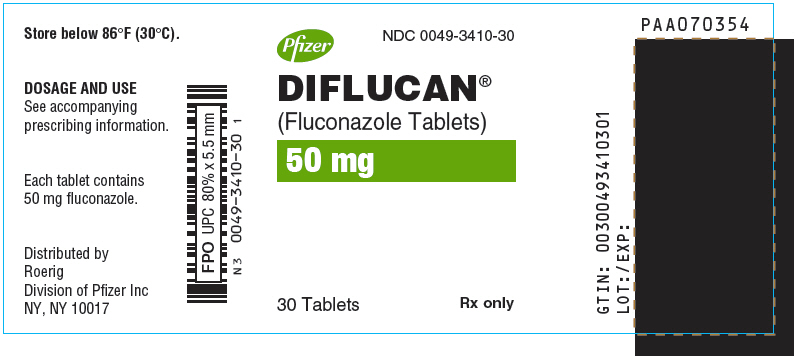 Principal Display Panel - 50 mg Tablet Bottle Label