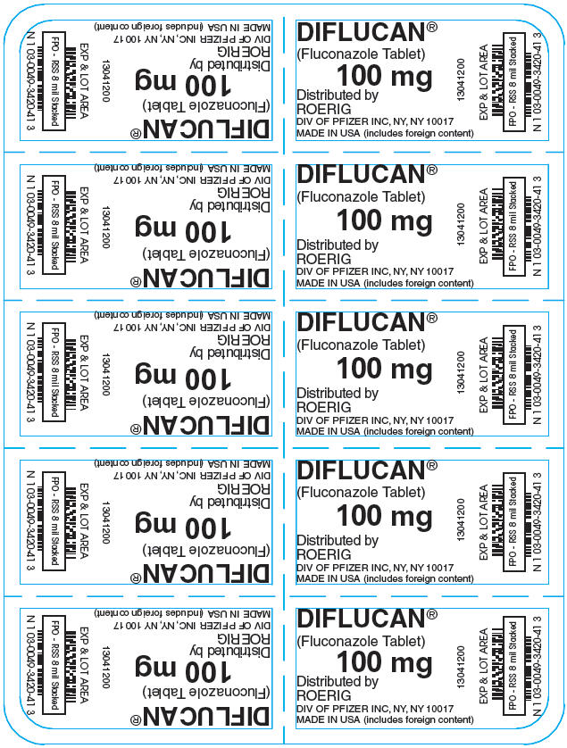 Principal Display Panel - 100 mg Tablet Blister Pack