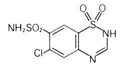 Diuril | Chlorothiazide Suspension and breastfeeding