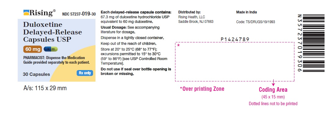 PACKAGE LABEL-PRINCIPAL DISPLAY PANEL - 30 mg (30 Capsules Bottle)