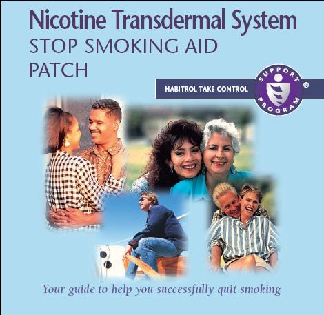 Is Nicotine Transdermal System | Nicotine Kit safe while breastfeeding