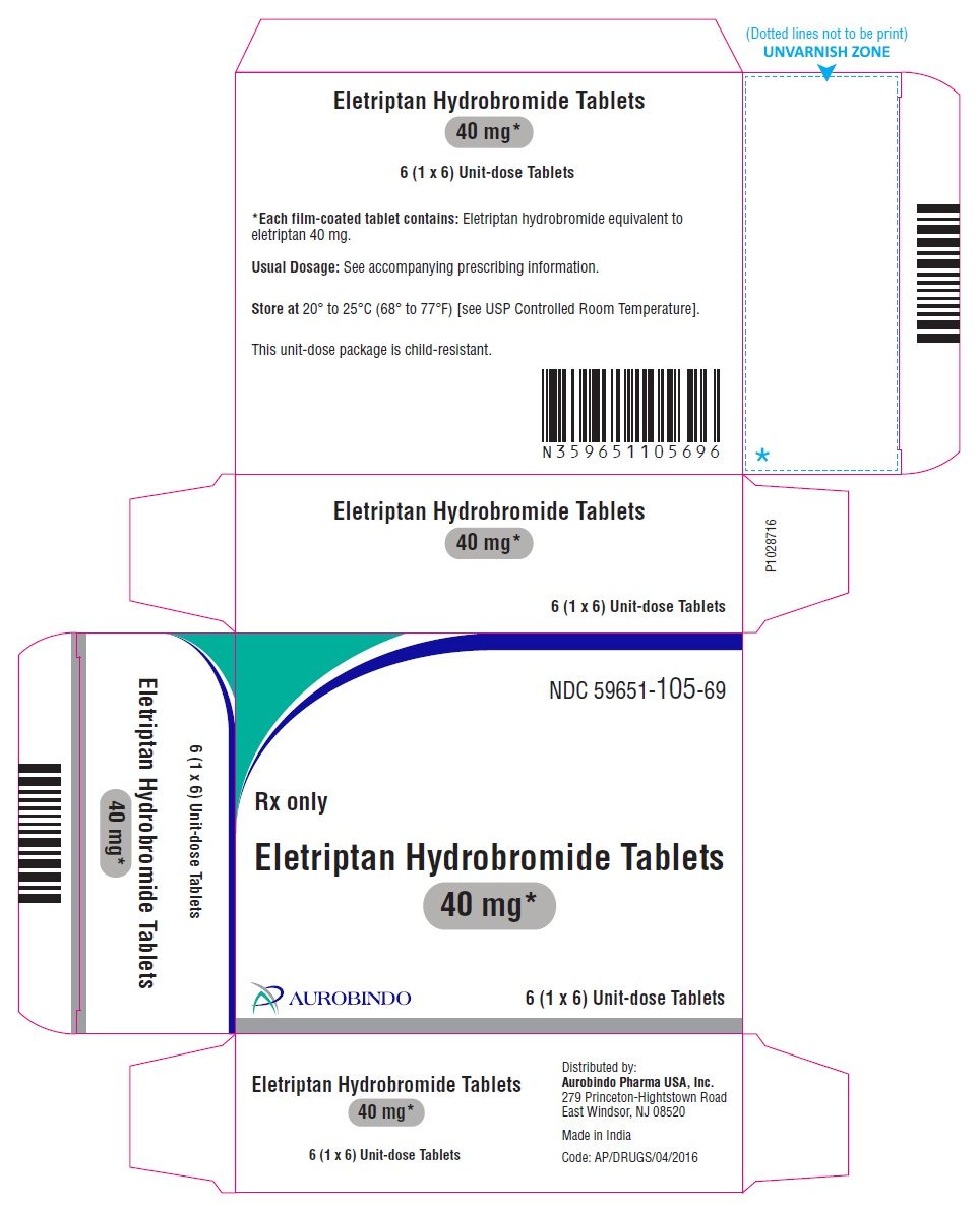 PACKAGE LABEL-PRINCIPAL DISPLAY PANEL - 40 mg (1x6) Carton