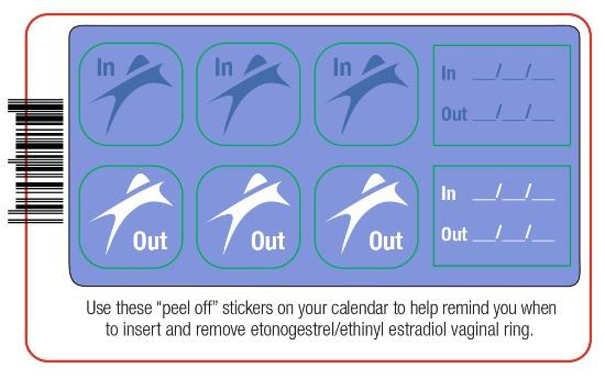 pharma label