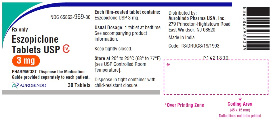 PACKAGE LABEL-PRINCIPAL DISPLAY PANEL -3 mg (30 Tablets Bottle)